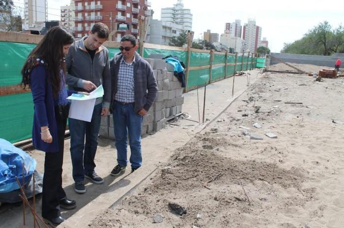 Éstá planificado que la obra se concrete antes de la nueva temporada de verano