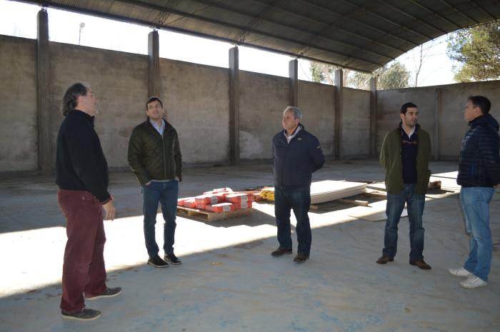 1200 metros cuadrados tendrá el Polideportivo de Aguas Verdes