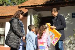 Además, De Jesús puso en funciones la Delegación del barrio El Tala