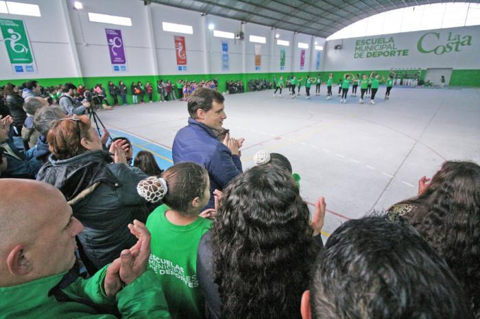 Allí funcionarán las Escuelas Municipales de Patín, Handball y Fútbol