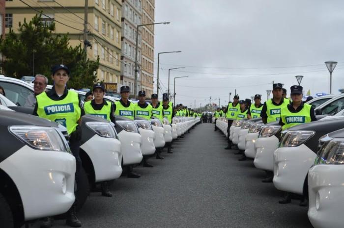 Cerca de 1.500 efectivos recorrerán las calles de La Costa