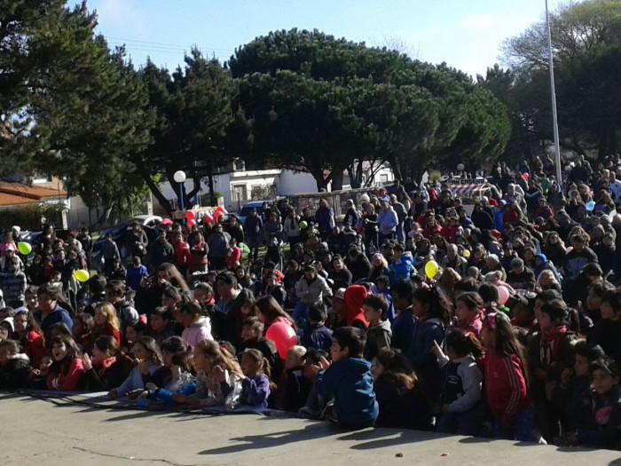 Cientos de familias disfrutaron de las jornadas propuesta por la Comuna de La Costa