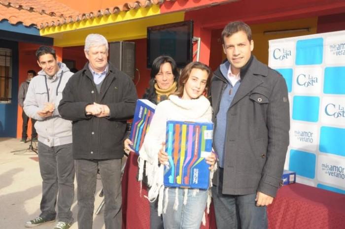 Conectar Igualdad, se hizo una nueva entrega en la localidad de La Lucila del Mar