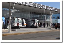 Dos Nuevas Ambulancias para La Costa