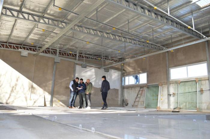 El Centro Cultural contará con una planta nueva y salones renovados