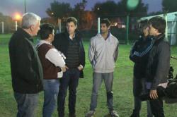 El Intendente Juan Pablo de Jesús entregó un subsidio al Club Las Quintas de Santa Teresita