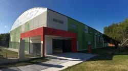 El Polideportivo tendrá actividades para los alumnos de las escuelas linderas y para el barrio