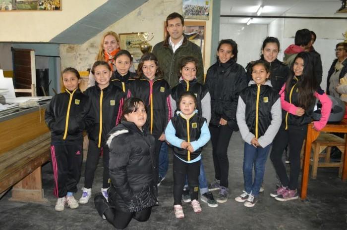 El equipo de Danzad de Defensores de Villa Clelia participó del torneo en Mar del lata y accedió a la final