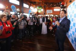 El intendente De Jesús lanzó la temporada de verano 2019
