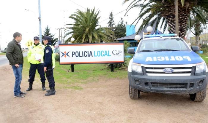 El intendente Juan Pablo de Jesús realizó un balance del primer mes de la Policía Local en las calles del partido