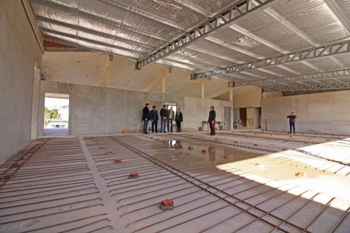 El nuevo espacio está ubicado en Diagonal Rivadavia y Rico, en Mar de Ajó