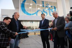 El nuevo hospital se encuentro en Av. 41 y 16 de Santa Teresita.