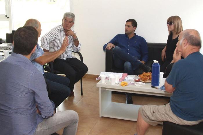 Encuentro y balance de temporada con representantes del Distrito Alfajorero