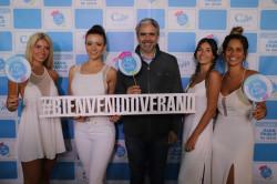 Figuras destacadas participaron del lanzamiento de temporada en La Costa