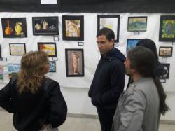 juan-pablo-de-jesus-visito-la-muestra-y-vio-la-obra-anual-de-los-alumnos-de-bellas-artes