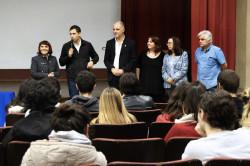 La Costa entegó becas a estudiantes en la UNMdP