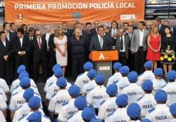 La Costa fue uno de los primeros distritos en acompañar la iniciativa de la Policía Local.