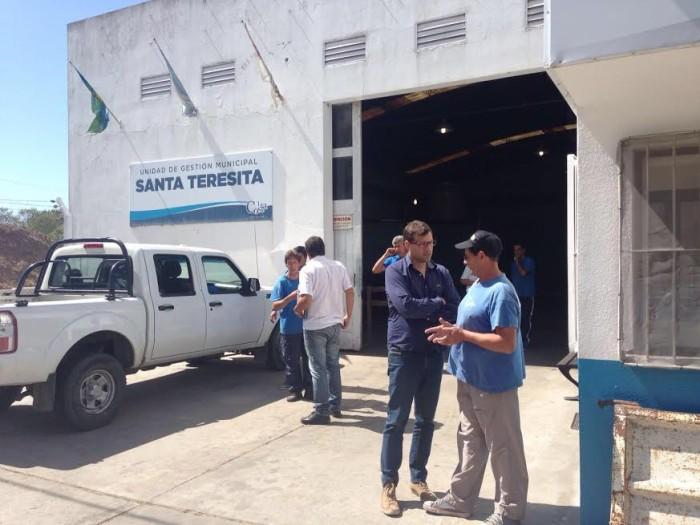 La Municipalidad comenzará a implementar el Programa Manzana Terminada