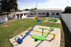La Municipalidad de La Costa realizó una batería de refacciones en la institución educativa