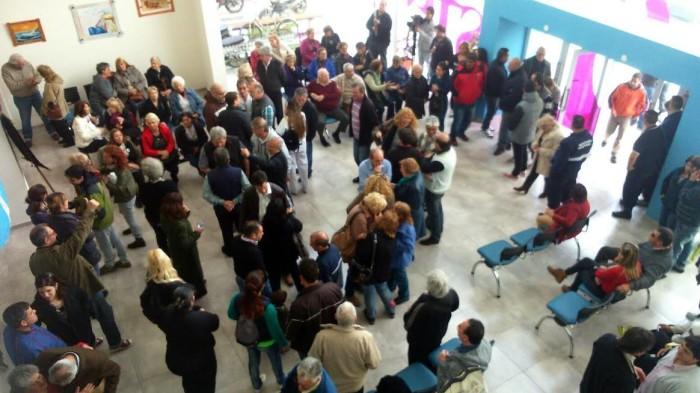 La ampliación del nossocomio abarcó 2.200 metros cuadrados