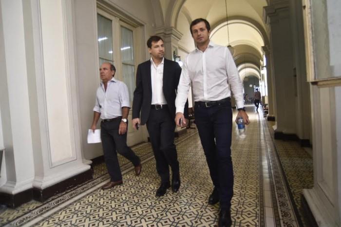 """""""La aprobación del presupuesto bonaerense es un primer paso"""", dijo"""