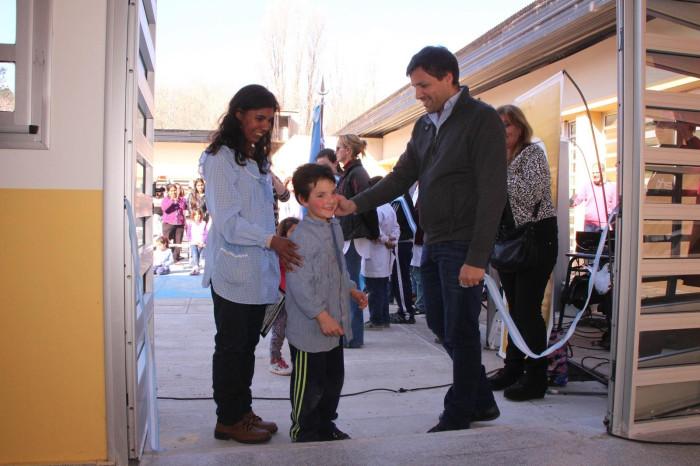 La gestión de Juan Pablo de Jesús inauguró 13 escuelas en 9 años