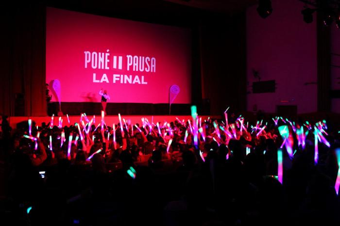La gran final del program de cortos se hizo en el Cine Atlántico de Santa Teresita