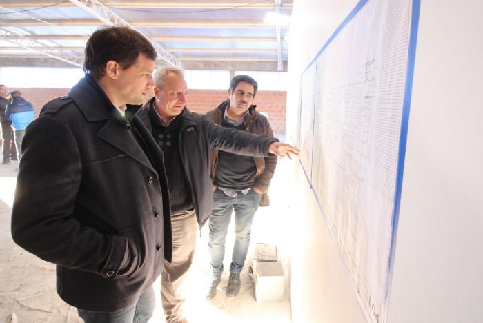 La obra permitirá sumar más de 40 camas al servicio de atención hospitalaria