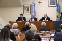 Los anuncios fueron realizados durante la apertura de sesiones ordinarias del Concejo Deliberante de La Costa