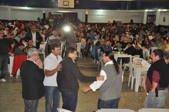Más de 400 pescadores artesanales celebraron la construcción de la Central Pesquera de La Costa
