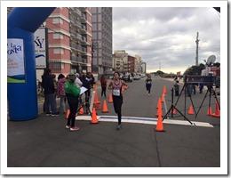 Maratón en San Bernardo