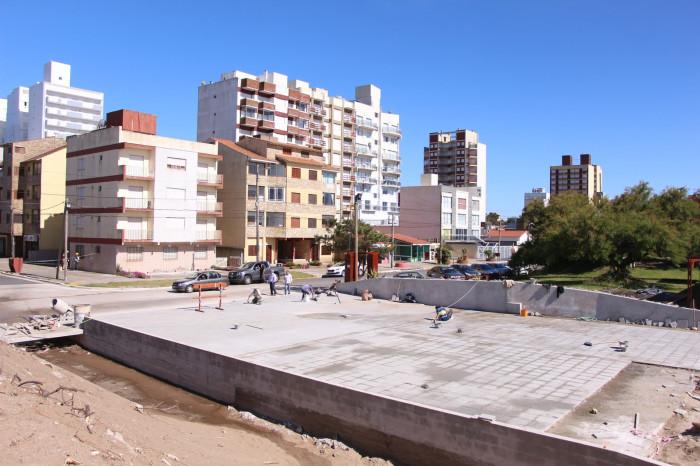 Mejoras hidráulicas y mejoramiento de la costanera en Zona Sur