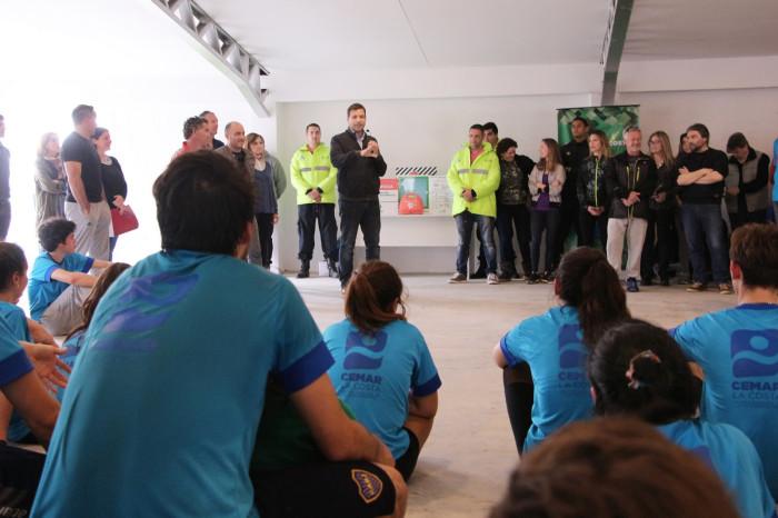Pérez Basile, Scalise y Mira fueron destacados por el intendente Juan Pablo de Jesús y recibieron el apoyo de La Costa