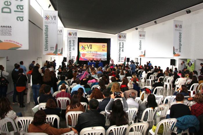 Profesionales de la Salud participaron del VII Congreso Provincial de Medicina General