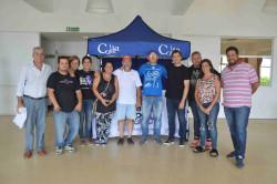 Reunión con emprendedores costeros