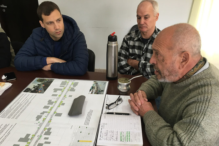 Se dieron a conocer detalles de las obras que se llevarán a cabo en las próximas semanas en la localidad