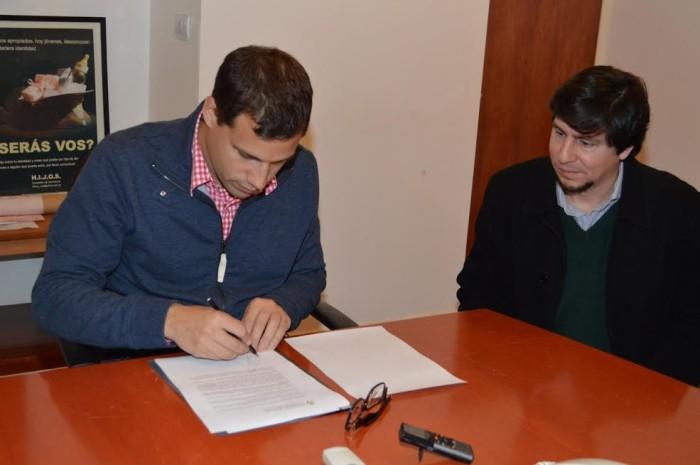 Se firmó un convenio para el ingreso de una nueva carrera universitaria a La Costa