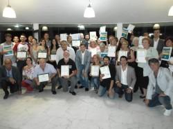 Unos 38 empresarios de La Costa recibieron su Sello de Calidad Turística