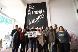 Visita a San Clemente Mágico