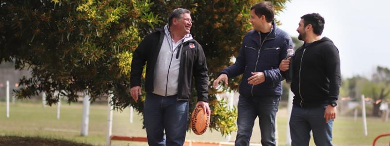 Gnomos Rugby Club se sumó al programa La Costa Vida
